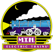 MTH ELECTRIC TRAINS